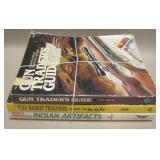 Flea Market Trader, Gun Guide & Artifacts Books