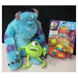 Toy Story Lot - Alien NIP and More