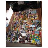 50 Assorted Comic Books