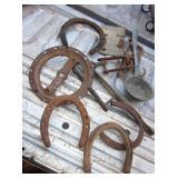 Vintage Cast Iron / Galvanized / Enameled Lot