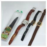 Gruen, Seiko & Geneve Watches, Gruen Case & More