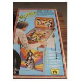Coleco The Fonz Pinball Machine w/ Box - 1977