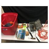 Work Light, Paint Supplies, Tools, Rivets, etc...