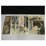 Lot Of Vintage Movie Lobby Cards - Spanish