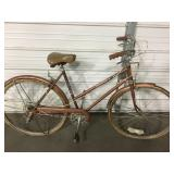 Vtg AMF Courier Girls Bicycle