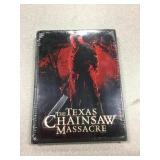 Sealed New The Texas Chainsaw Massacre DvD Set