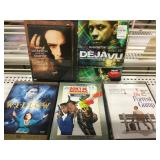 Lot of 5 Dvds new old Stock 4 sealed Willow etc