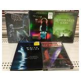 Lot of 5  Dvds new old Stock Horror titles