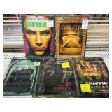 Lot of 5 sealed Dvds new old Stock Stargate