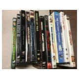Lot  Of 12 used  Dvds A Couple Of Special Editions