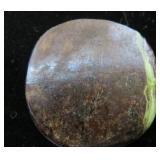 28.5 Cts Gaspeite Stone Cabechon
