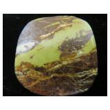 52 Cts Gaspeite Stone Cabechon