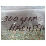300 Grams Hachita Turquoise Chips