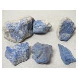 Raw Blue Lapis Lazuli