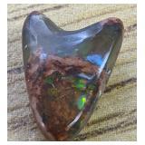 4.3Ct Arrowhead Polished Opal Cabochon