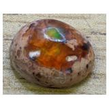 4.5Ct Polished Mexican Opal Cabochon