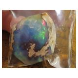 73.9Ct Stone Of Raw Mexican Opal AMAZING PIECE