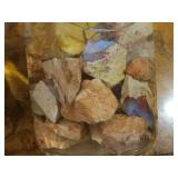 Best Jar Of Raw Assorted Opal Chunks In Auction