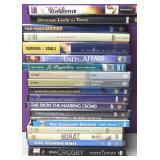 20 Assorted Dvd