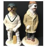 Country Companions English Dog Figures