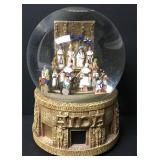 "The Metropolitan Opera ""Aida"" Snow Globe Sankyo"