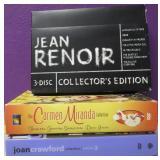 Multi Dvd Sets Renoir Etc