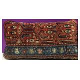 Custom Woven Pillow