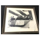 Vtg USS Indianapolis FDR Naval Historical Photo