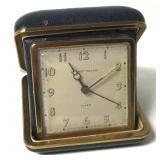 Vtg German Phinney Walker Travel Alarm Clock
