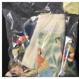 Vintage Aviary Needlepoint Embroidery Kit