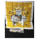 Vintage Elephant Needlepoint Embroidery Kit