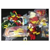 Collection Of 50+ Needlepoint Chinese Silk Skeins