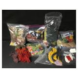 Collection Of Assorted Needlepoint Skeins