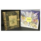 New York & Da Vinci Inventions Pop-Up Books
