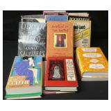 Collection Of Assorted Books Roosevelt Etc