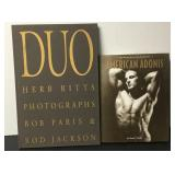 Nude Coffee Table Picture Books