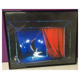 Framed Winnie Klotz Midsummer Night Dream Photo
