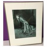 Herman Mishkin Framed Opera Photograph