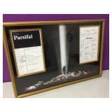 """Met Opera 2012/2013 """"Parsifal"""" Framed Memorabilia"""
