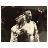 1959 Met Opera Lohengrin Framed Memorabilia