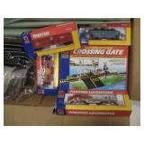 HO Scale Model RR Track, Cars, Transformer & More