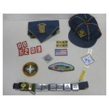 Vtg Boy Scout Cub Scout Lot