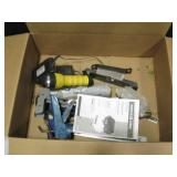 Caulk Guns, Flashlight & Other Tools