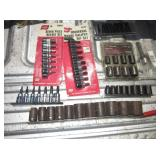 Lot of Husky, Lisle, Craftsman Socket Sets