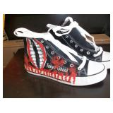 Pair of New Tokyo Ghoul Sneakers, Size 40/250