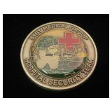 51st Medical Group US Military Challenge Coin