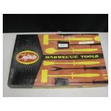 Vtg Mr. Chef Tender Barbecue Tool St w/ Box