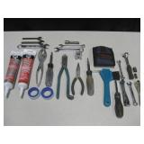 Small Hand Tool Lot