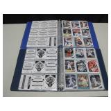 2 Binders Of Assorted Baseball Cards - Some Vtg