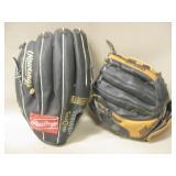 Rawlins & Franklin Baseball Gloves